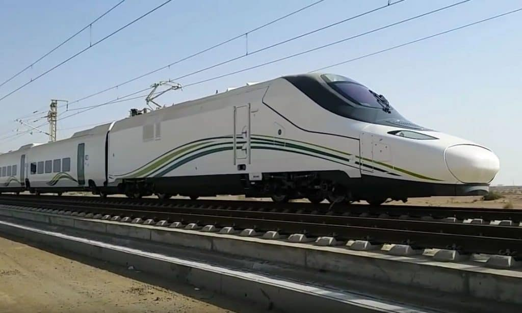 Saudi Arabia Rail Ten Live Group