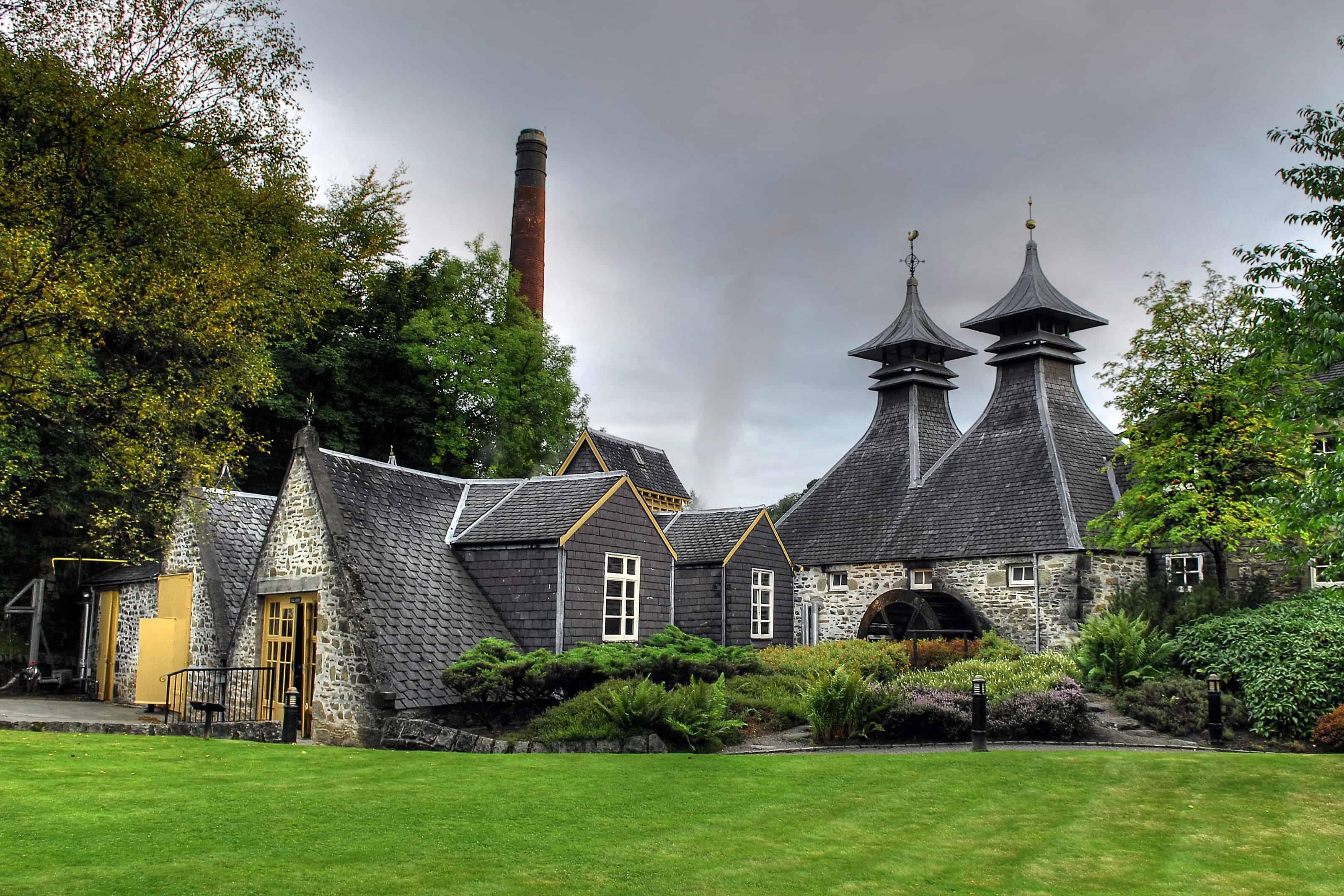 distillery industry