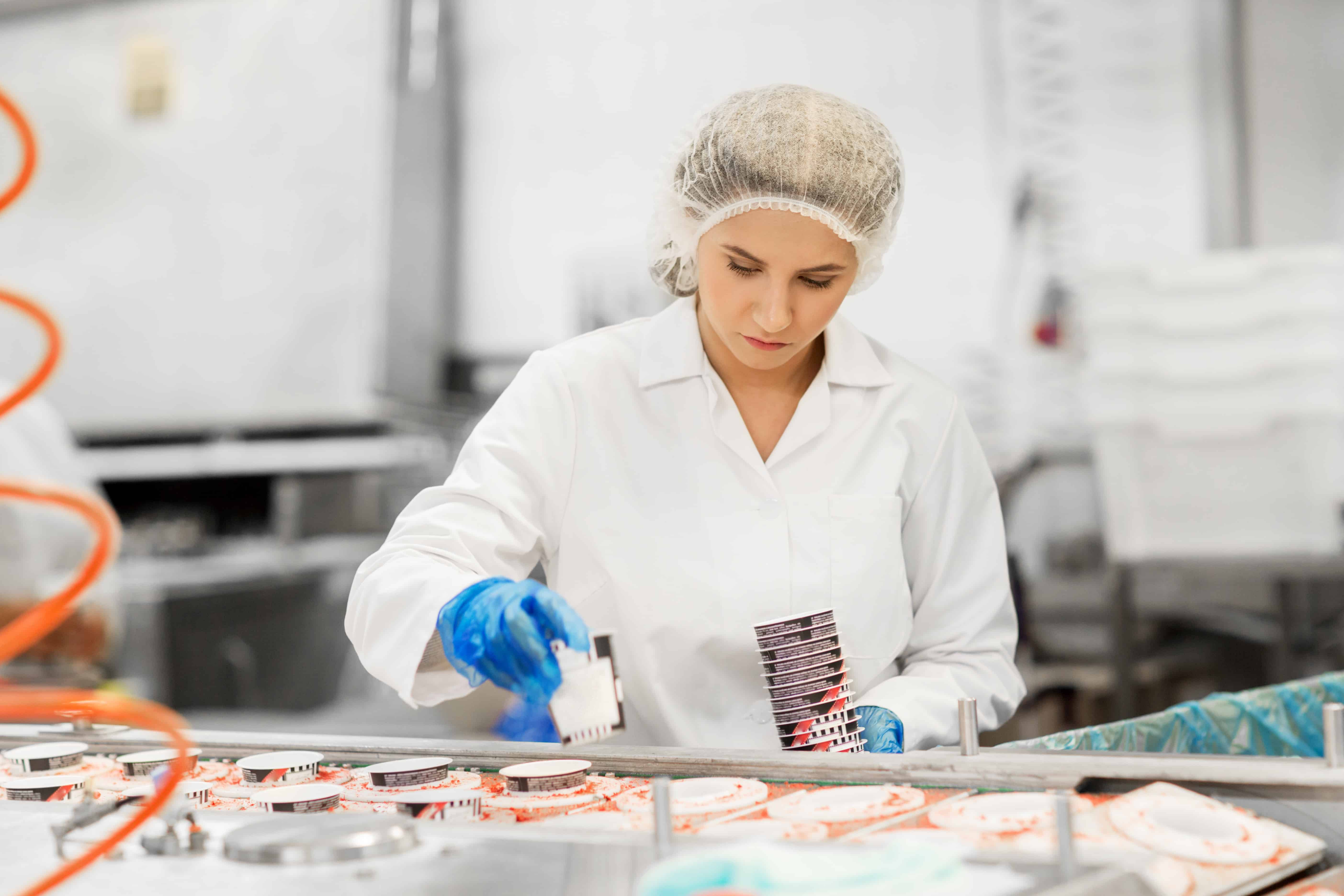 Tackling The UK's Food Processing & Production Skills Shortages